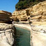 Canal d amour Sidari