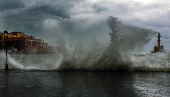 """Manos Charalampakis """"Angry Weather"""", Judges Choice."""